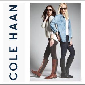 Cole Haan Jodhpur Boots